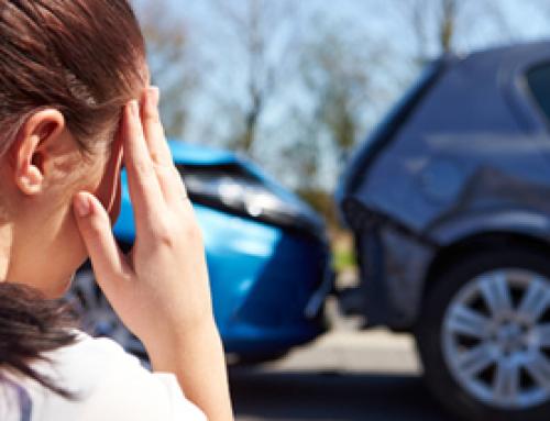Accidente leve con daño personal, reclama una indemnización, estás en tu derecho