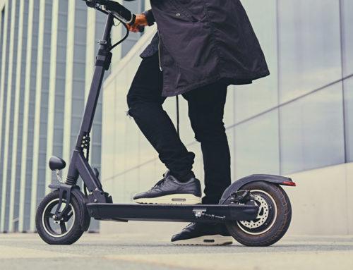 ¿Puedo reclamar indemnización por atropello de un patinete eléctrico o bicicleta?